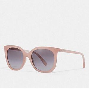 Coach Milky Blush sunglasses 🕶